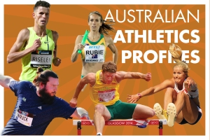 Australian Athletics Profiles