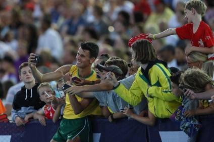 Jeff Riseley Australian Athletics