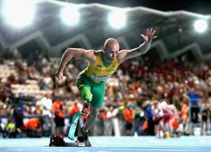 Scott Reardon Paralympics